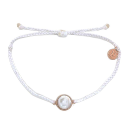 PURA VIDA Pura Vida Mother of Pearl Bracelet