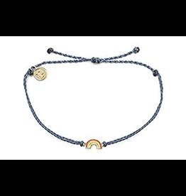 PURA VIDA Pura Vida Rainbow Charm Bracelet