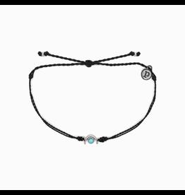PURA VIDA Pura Vida Crescent Bracelet Silver