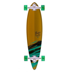 SECTOR 9 SECTOR NINE TRIPPER RIPPLE COMPLETE (YELLOW)