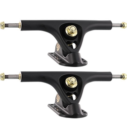 PARIS Paris 180mm Longboard Trucks - Black Matte