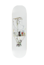 "Bacon Skateboards Gambiarra Skateboard Deck - 8.38"" x 32"""