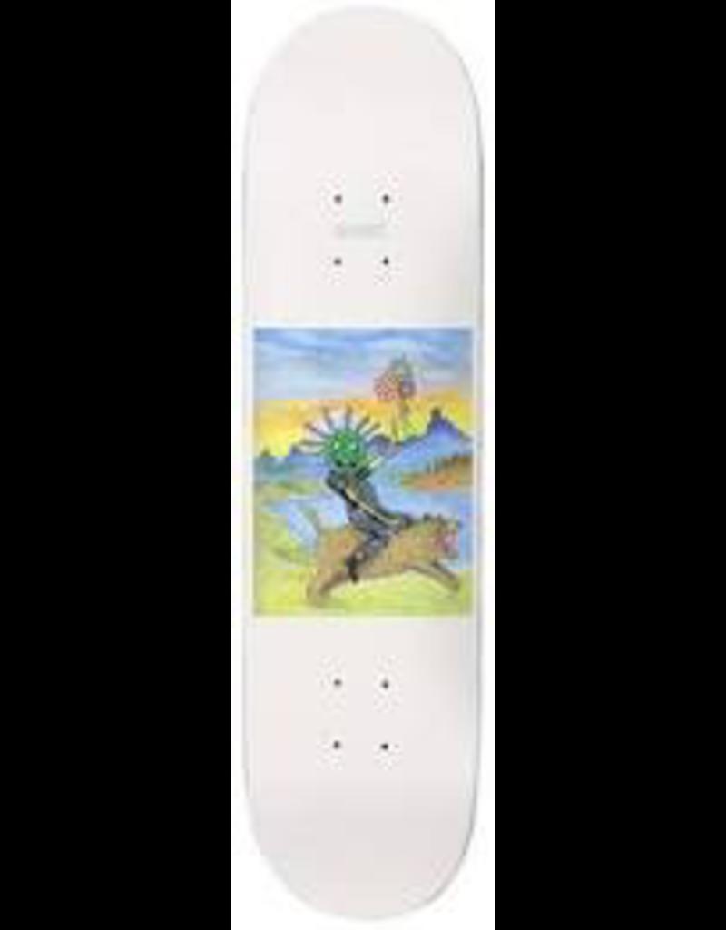 "Baker Skateboards Kevin ""Spanky"" Long Jolly Man Skateboard Deck - 8.12"" x 32"""