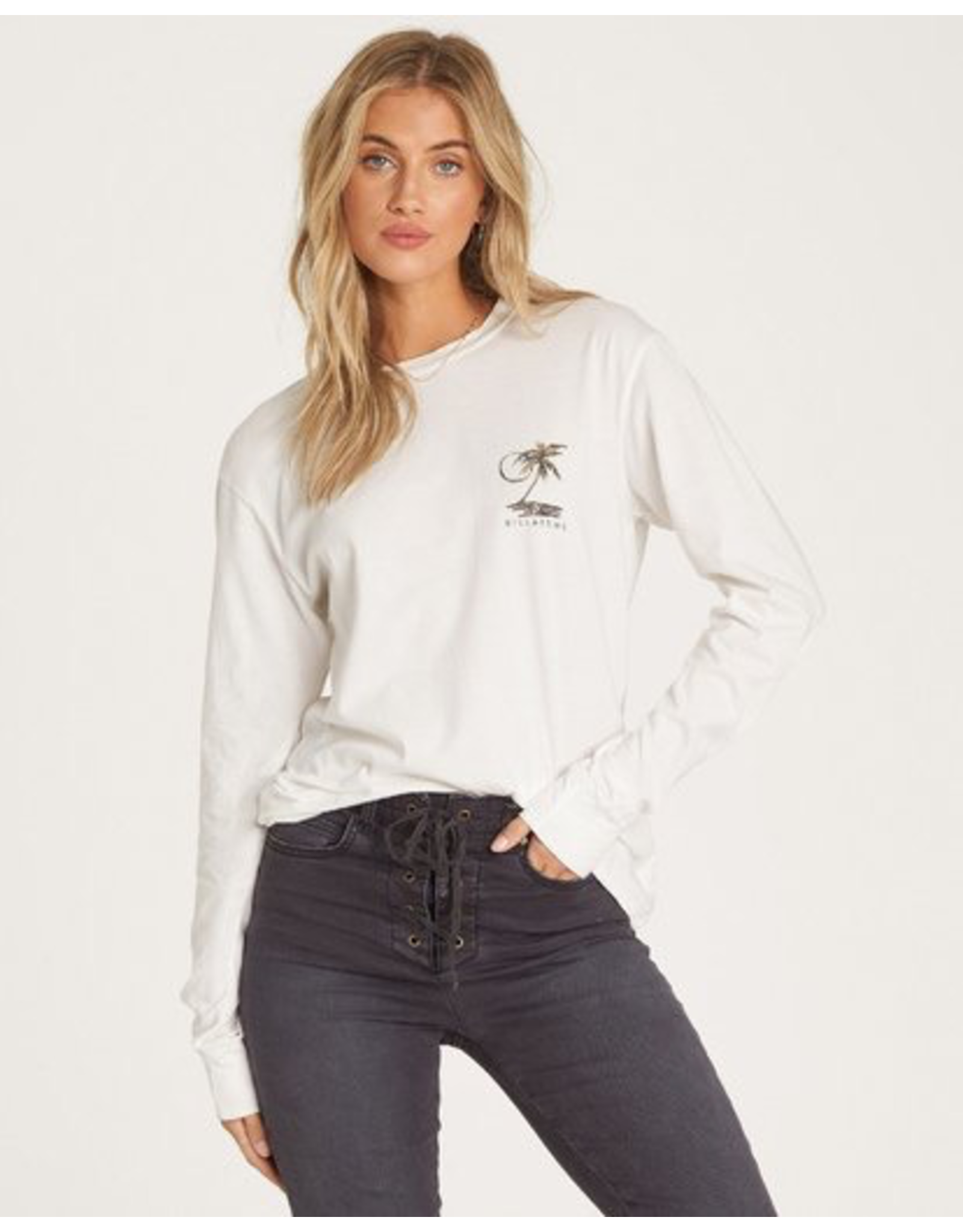 BILLABONG Easy Livin Long Sleeve T-Shirt