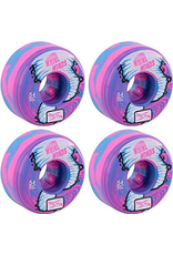 RICTA 54mm Whirlwinds Blue Pink Swirl 99a Ricta Skateboard Wheels