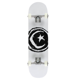 "FOUNDATION Foundation Skateboards Star & Moon Complete 7.75"""