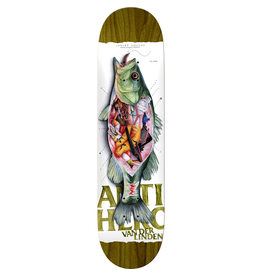 "ANTI HERO Anti Hero Skateboards Daan Van Der Linden Street Anatomy 8.25"" Deck"