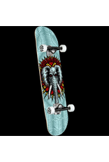 POWELL Powell Peralta Vallely Elephant Blue Complete Skateboard - 8.25 x 31.95