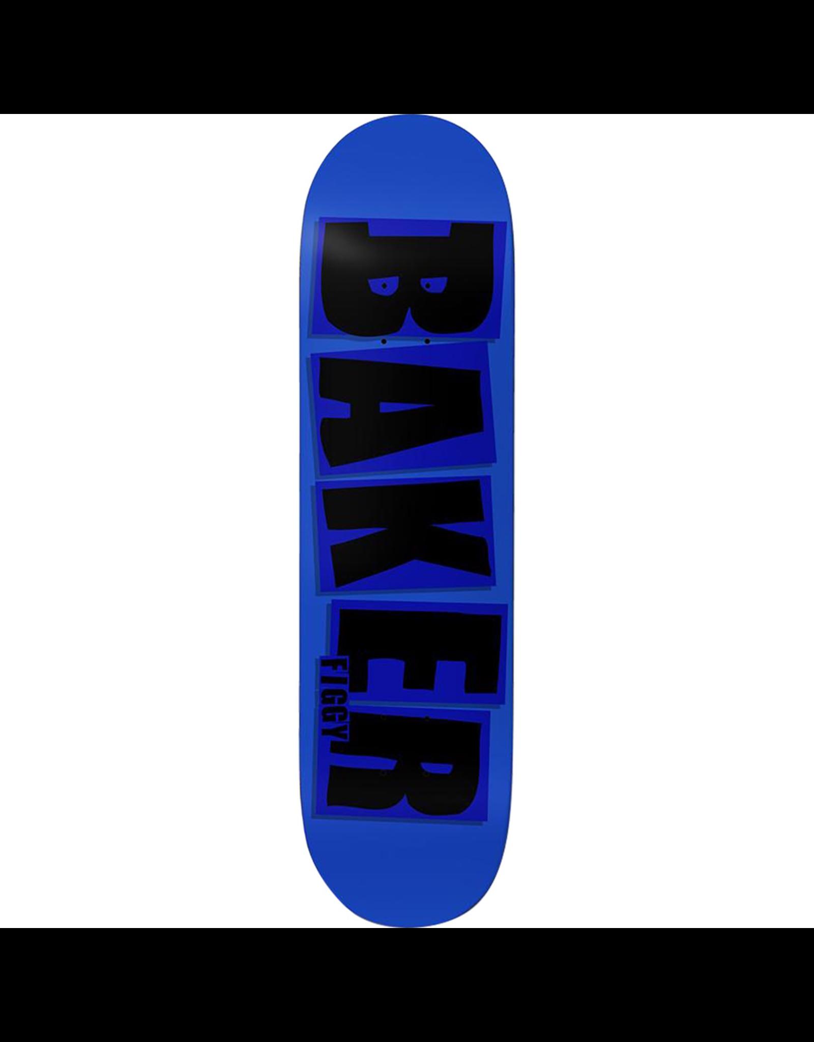 BAKER BAKER FIGUEROA BRAND NAME DECK-8.12 b2 BLU/