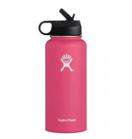HYDRO FLASK HYDRO FLASK 32oz WIDE MOUTH W/ STRAW LID
