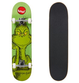 ALMOST Almost Grinch 7.25 Youth First Push Complete Skateboard MID