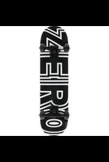 ZERO ZERO BOLD COMPLETE-7.25 BLK/WHT