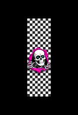 POWELL Powell Peralta Grip Tape Sheet 9 x 33 Ripper Checker (White)