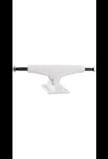 """THUNDER Tensor Trucks Mag Light White / White Skateboard Trucks - 5.5"""" Hanger 8.25"""" Axle (Set of 2)"""