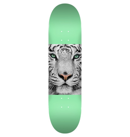 MINI LOGO ML DECK 242/K-20-8.0 ANIMAL TIGER EYES MINT