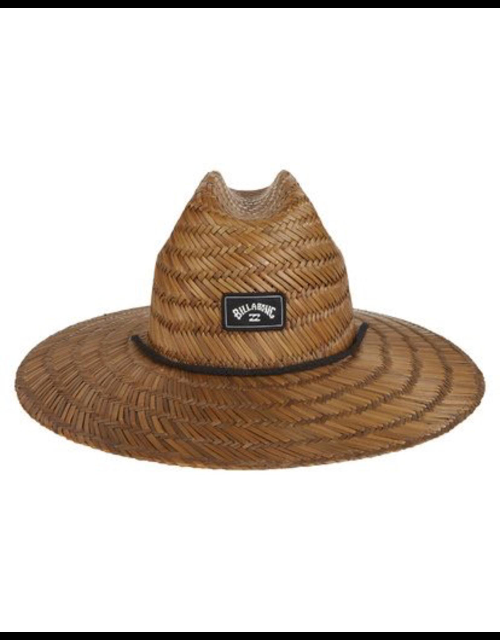 BILLABONG TIDES STRAW LIFEGUARD HAT
