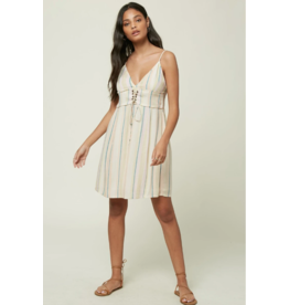 ONEILL ONEILL BRIDA STRIPE DRESS