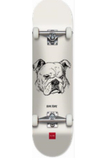 CHOCOLATE CHOC TERSHY BIG DAWG COMPLETE 8.0 WHT/BLK