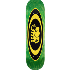 BLACK LABEL BLACK LABEL OVAL ELEPHANT DECK 8.25 ASST/BLK/YEL