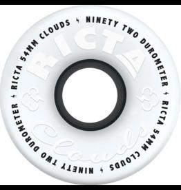 RICTA RICTA CLOUDS 54mm 92a WHT/BLK WHEELS