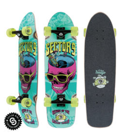 "SECTOR 9 RETURN OF THE SHRED COMPLETE 30.5"" x 8.625"""