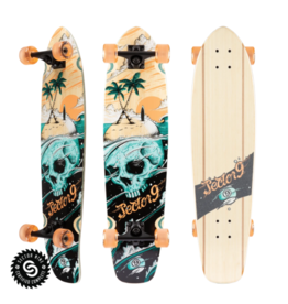 """SECTOR 9 STRANDED STRAND COMPLETE 34.0"""" x 8.7"""""""