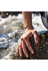 4Ocean 4OCEAN LEATHERBACKS SEA TURTLE BRACELET