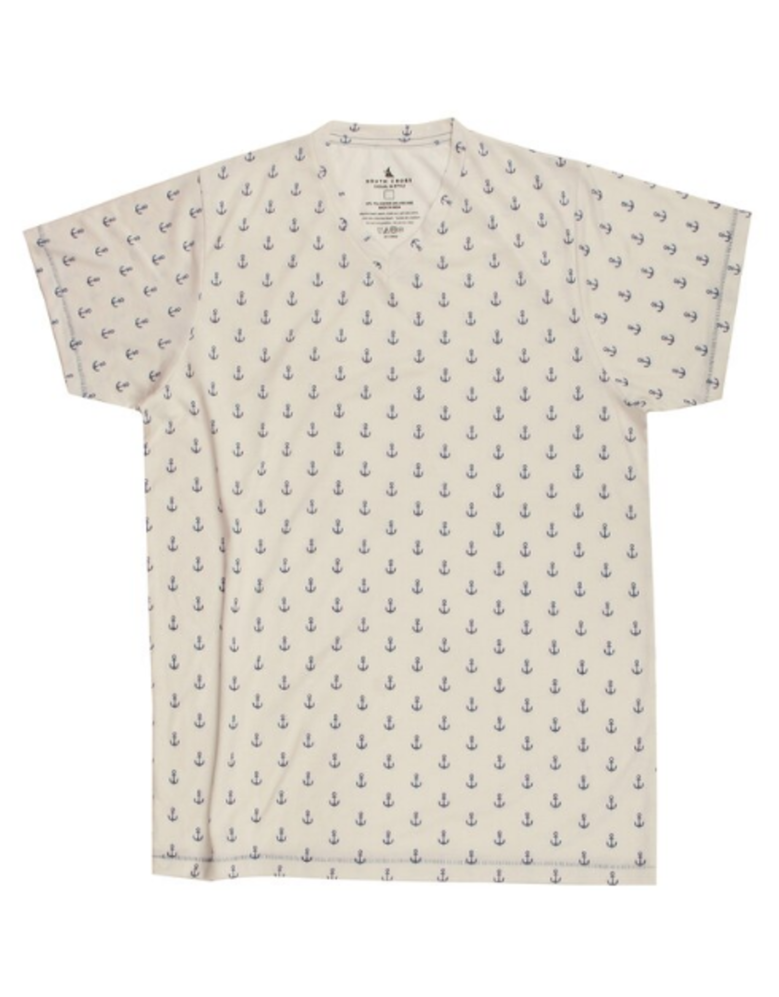 SOUTH CROSS ANCHORS SHIRT