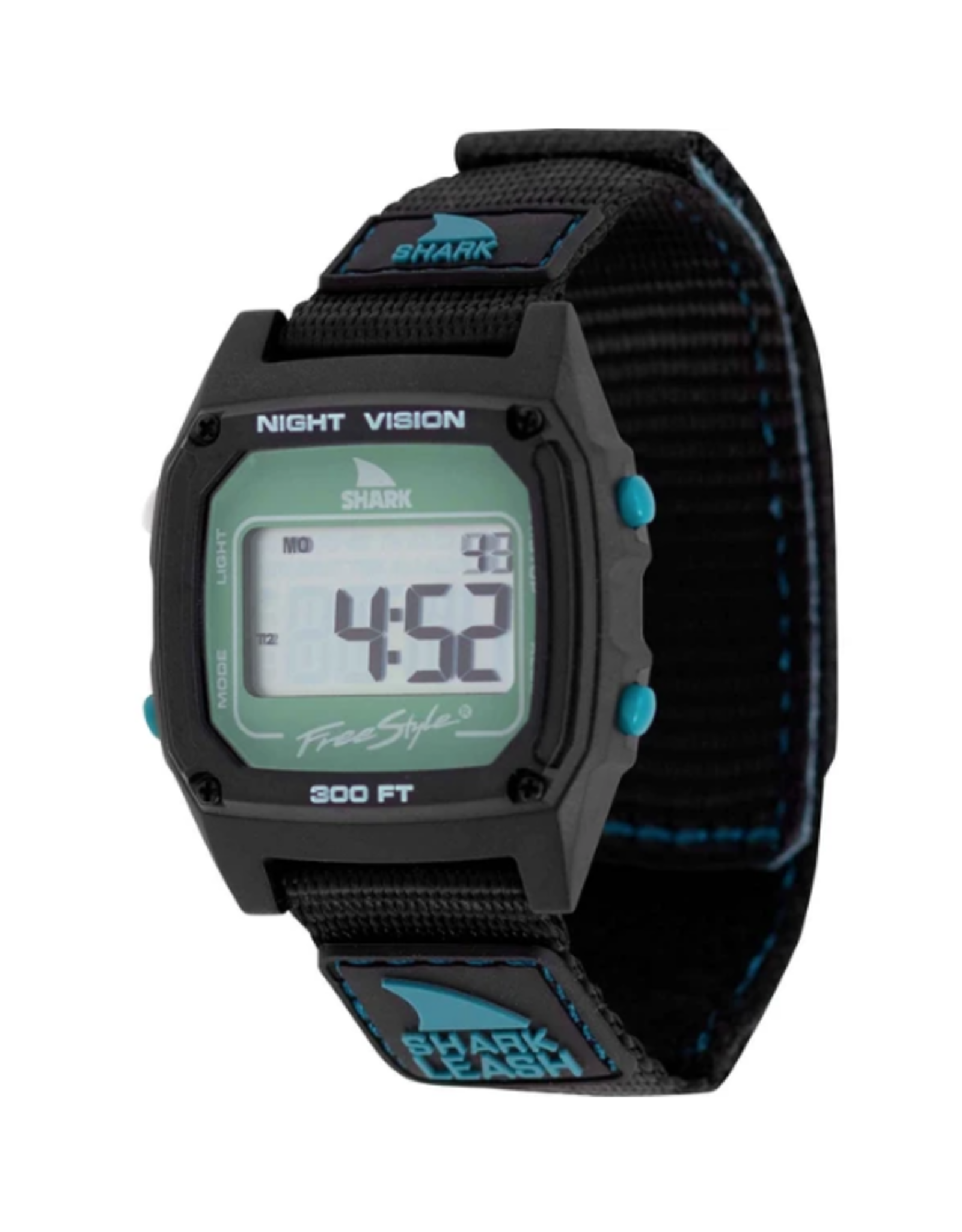 FREESTYLE FREESTYLE SHARK CLASSIC LEASH BLACK FIN WATCH