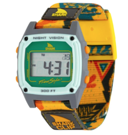 FREESTYLE FREESTYLE SHARK CLASSIC CLIP TRIBAL SUNSET WATCH