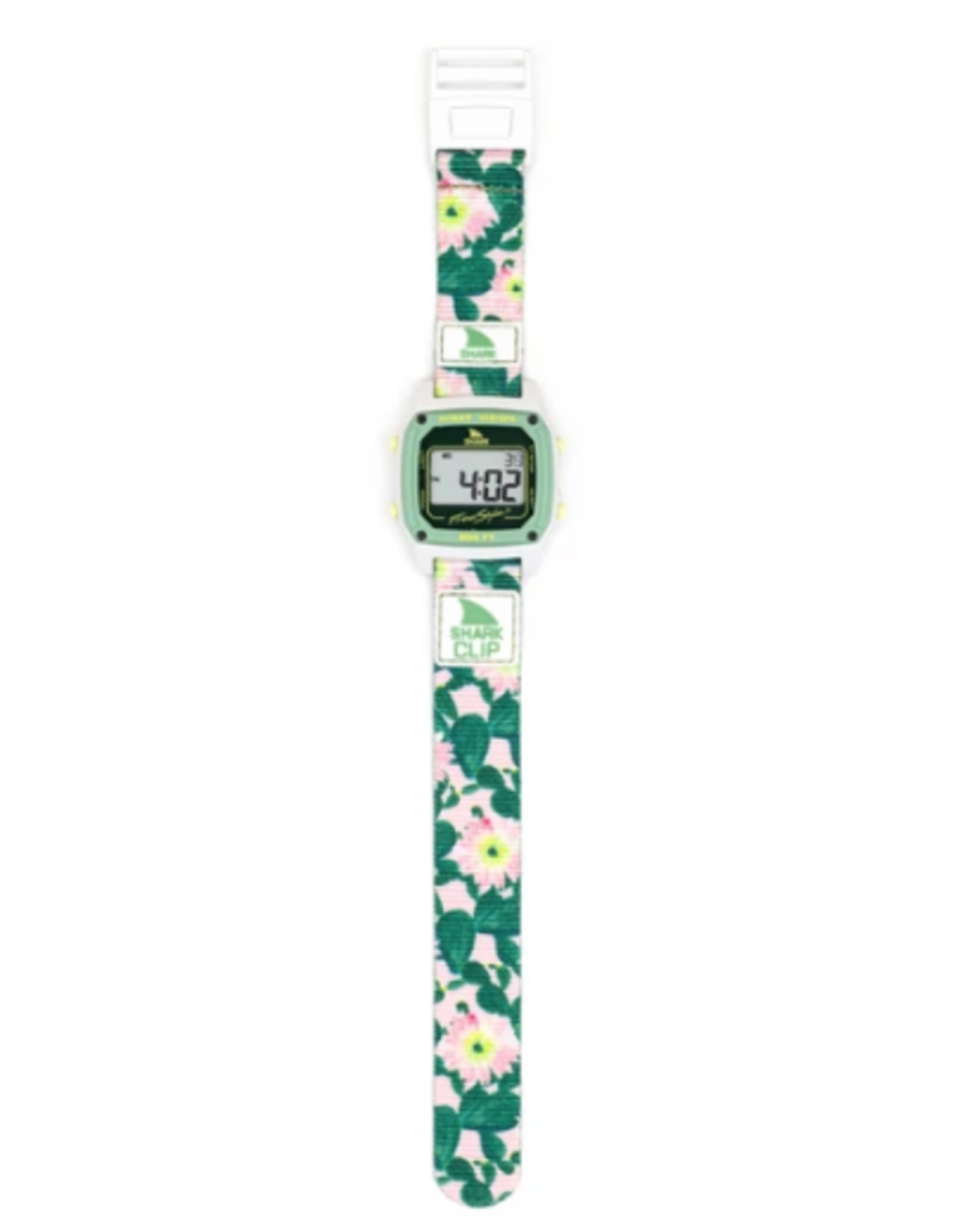 FREESTYLE FREESTYLE SHARK CLASSIC CLIP PRICKLY PEAR GREEN WATCH