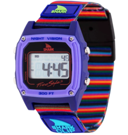 FREESTYLE FREESTYLE SHARK CLASSIC CLIP ULTRAVIOLET WATCH