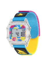 FREESTYLE FREESTYLE SHARK CLASSIC LEASH CLEAR/CYAN WATCH