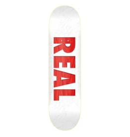 REAL REAL BOLD DECK - 8.5 WHITE