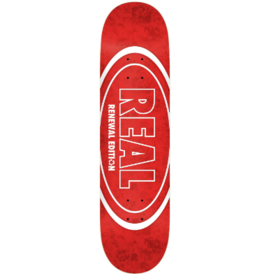 REAL REAL FLORAL RENEWAL II DECK - 8.06 RED