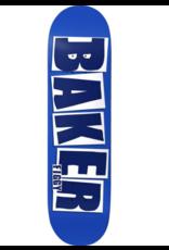 BAKER BAKER FIGUEROA BRAND NAME DECK-8.12 BLU/WHT
