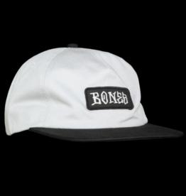 BONES CAP BW PANDA BLK/GRY HAT