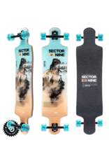 "SECTOR 9 ELEVATION FAULTLINE COMPLETE 39.5"" X 9.75"""