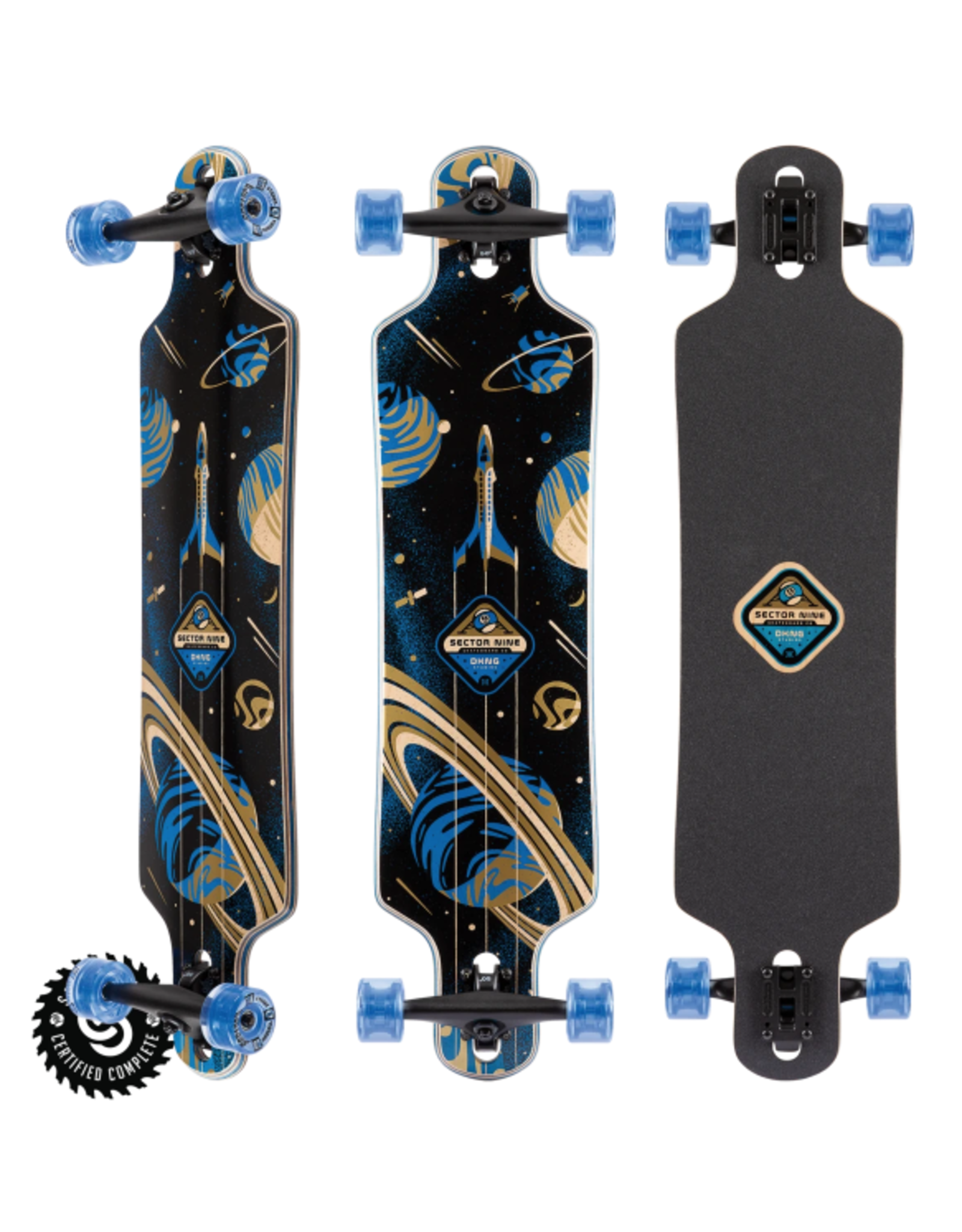 """SECTOR 9 A20AT03C ENCOUNTER COMPLETE 38.0"""" X 9.25'"""