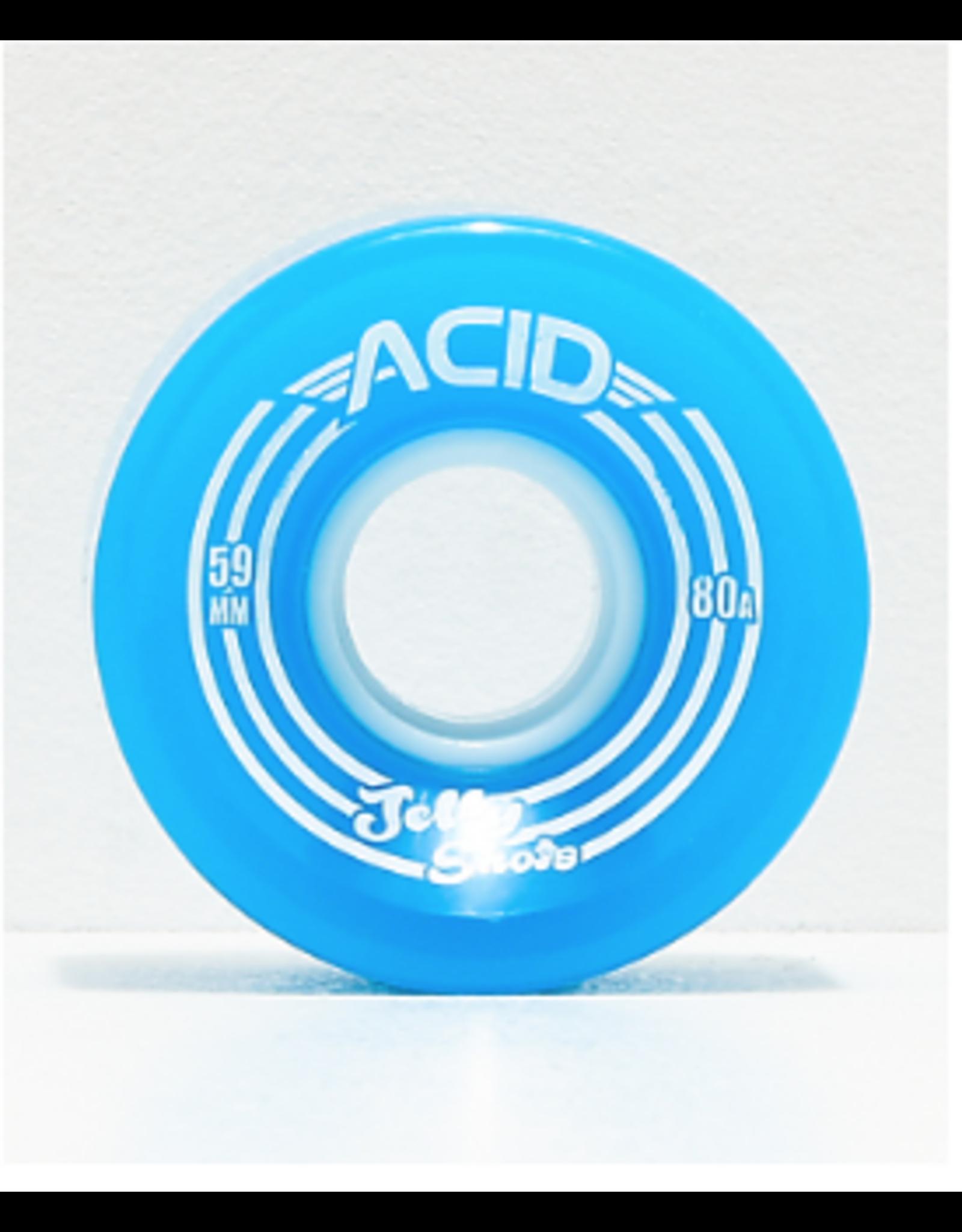 ACID ACID JELY SHOTS 59MM 82A BLUE