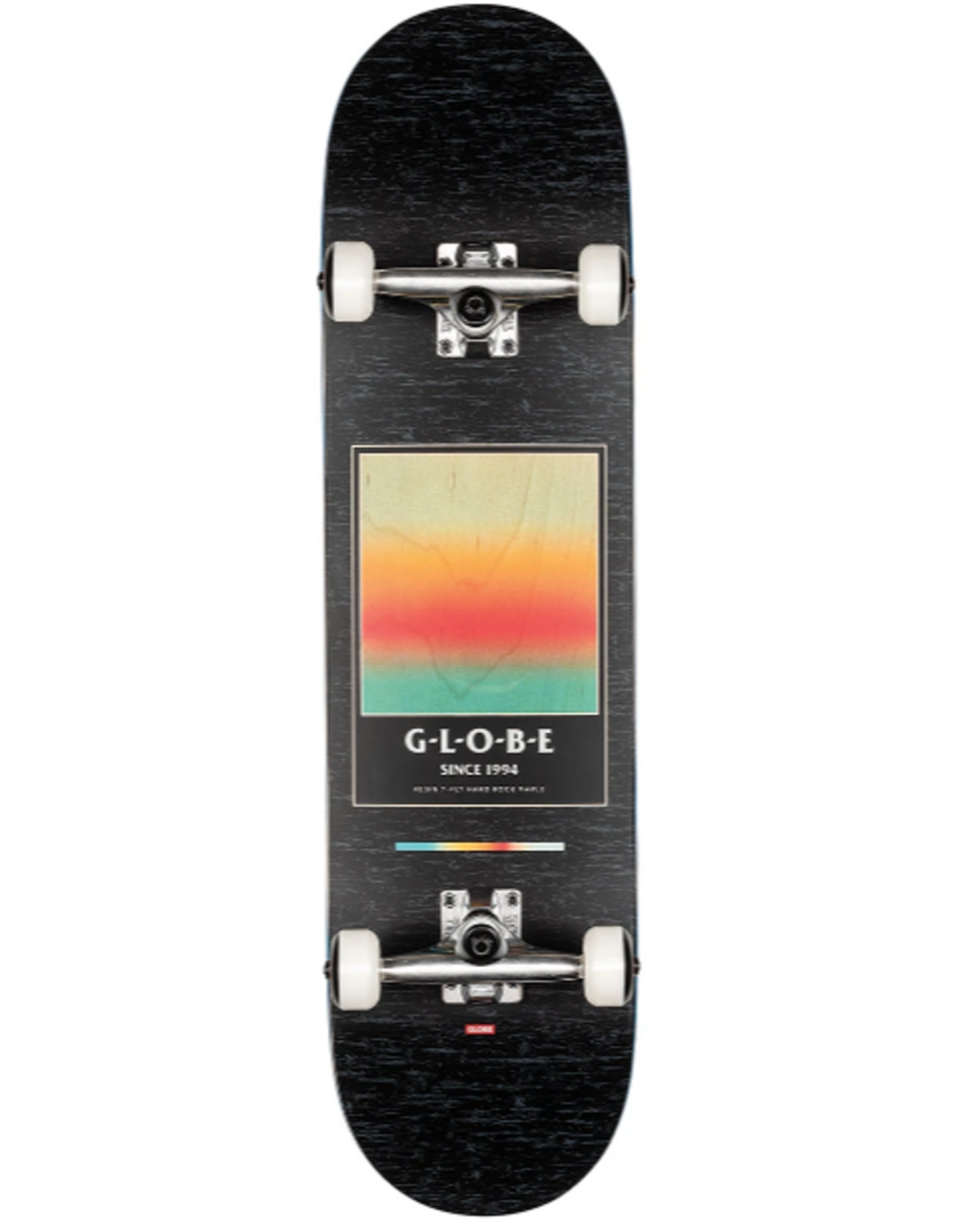 GLOBE GLOBE 8.125 COMPLETE G1 SUPERCOLOR BLACK/POND