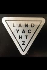 LANDYACHTZ CLEAR TRIANGLE STICKER