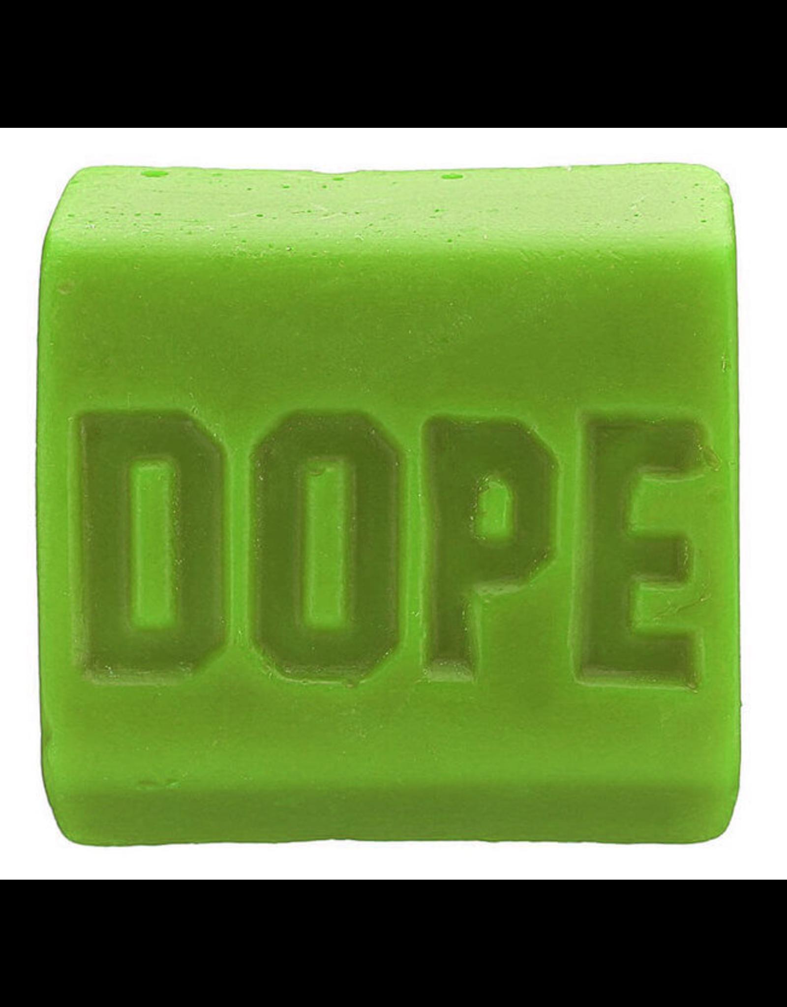 DOPE Dope Skate Wax OG Green Lime Skate Wax