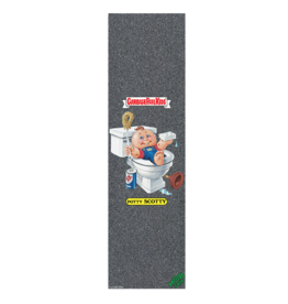 "MOB Mob Grip Garbage Pail Kids Potty Scotty Griptape - 9"" x 33"""