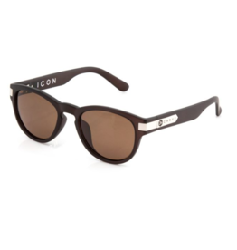 Carve ICON BROWN TRANSLUCENT POLARIZED SUNGLASSES