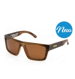 Carve VOLLEY BROWN STREAKS POLARIZED SUNGLASSES