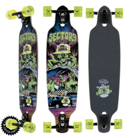 "SECTOR 9 SECTOR 9 DAWN OF SHRED COMPLETE 8.75X34"" SIDEWINDER"