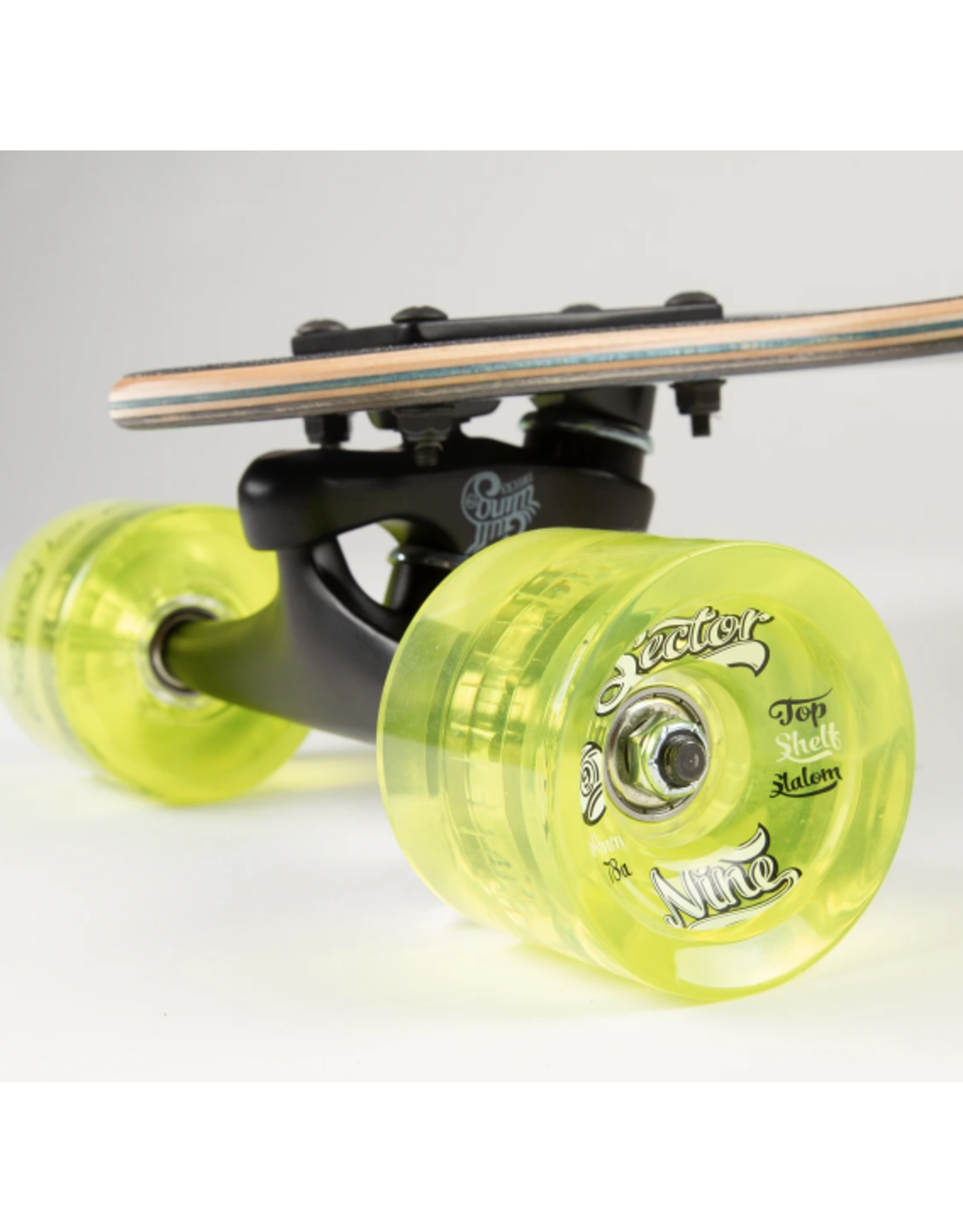 """SECTOR 9 SECTOR 9 DAWN OF SHRED COMPLETE 8.75X34"""" SIDEWINDER"""