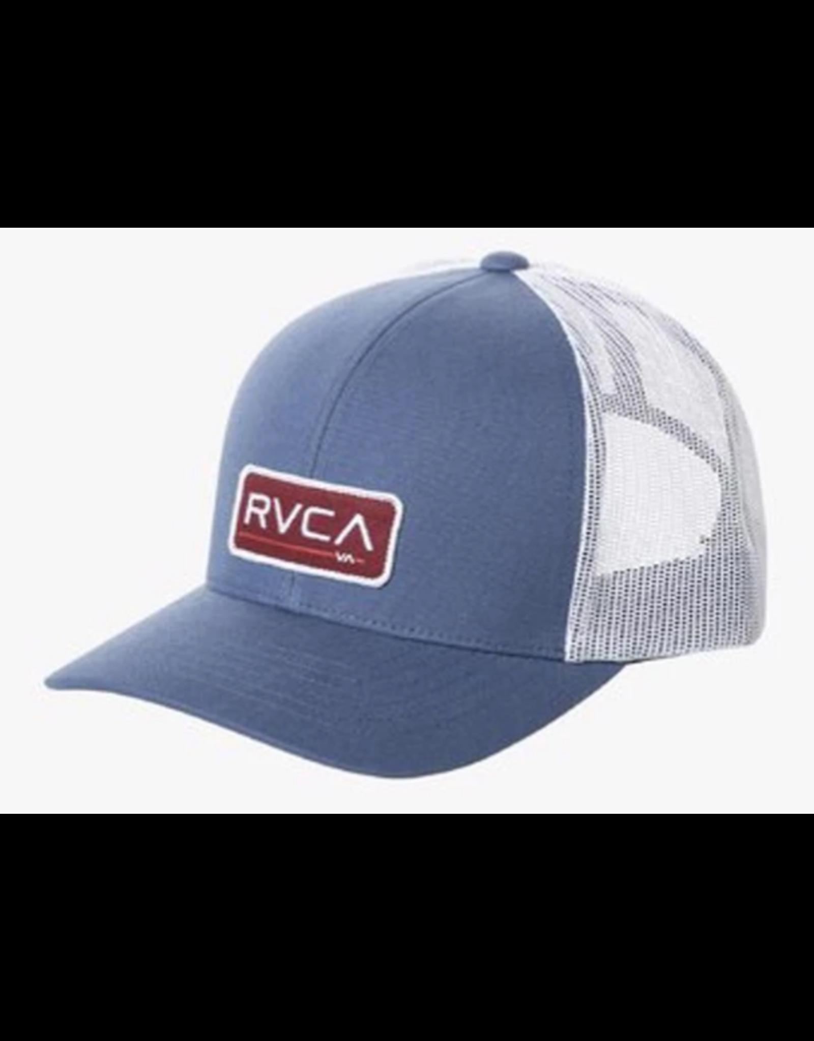 RVCA RVCA MENS TICKET TRUCKER HAT