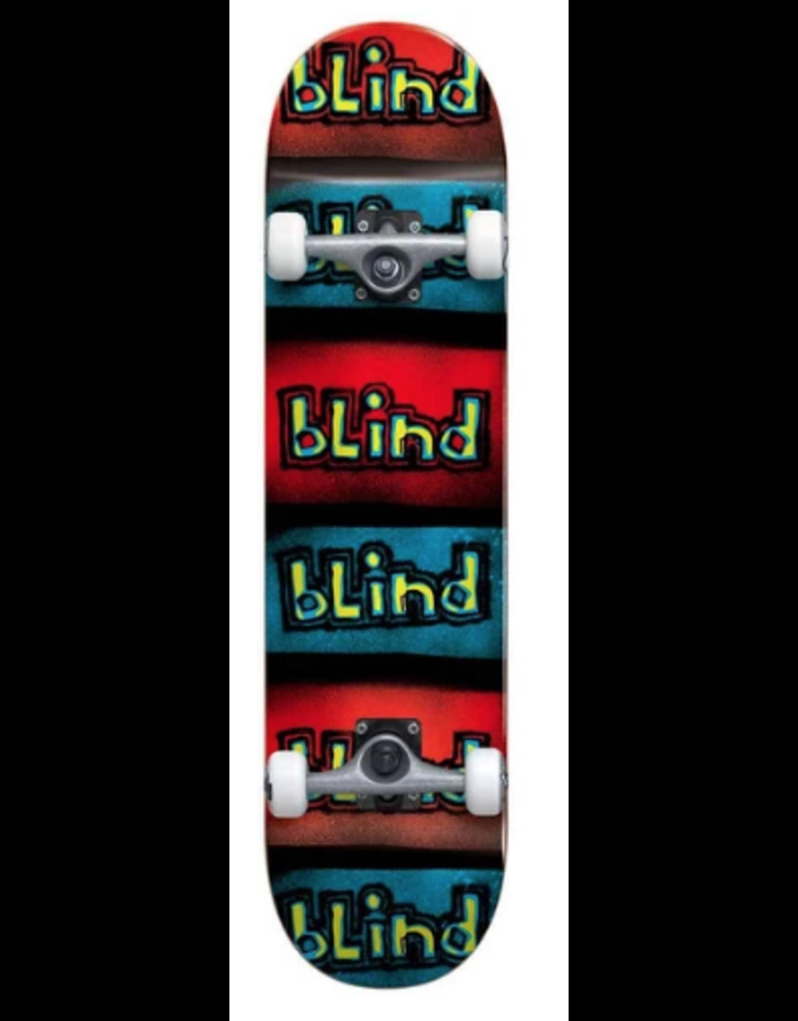 BLIND BLI REFLECTIVE COMPLETE-7.25 RED/BLU/BLU
